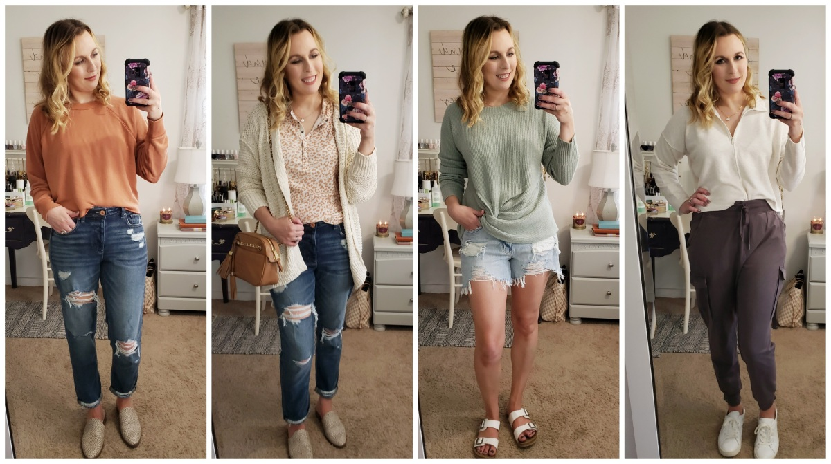 a *midsize* AERIE Try-On Haul (Size L - XL) - YouTube
